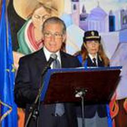 Festa della polizia: i premiati  Encomio al  vicequestore Murtas