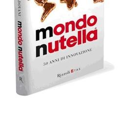 Auguri Nutella: 50 anni!  Un libro per festeggiarla