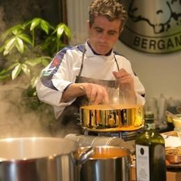 Lo chef Gotti in Norvegia  al campionato del mondo