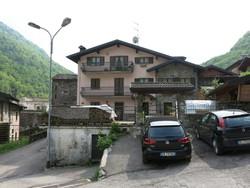 L'abitazione di Morandi a Fiumenero