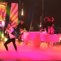 «The voice», incanta con «Grace Kelly»  Giuseppe Maggioni passa il turno