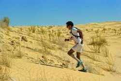 Migidio Bourifa alla 100 chilometri del Sahara