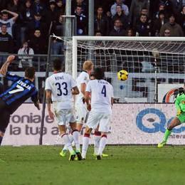Atalanta specialista nel recupero  Tre goal valgono ben 5 punti