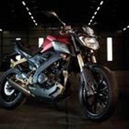 Yamaha MT inedita  Prima naked 125