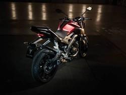 La Yamaha MT 125