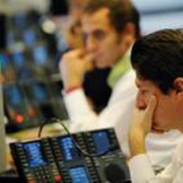 Borse, giornata nera in Piazza Affari  Ubi Banca chiude a  -7,74 % (5,78 euro)