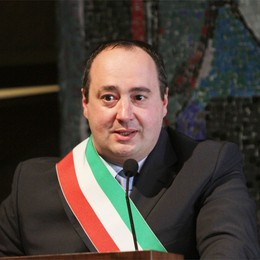 Ciserano, minacciato il sindaco Bagini  Belotti: «Sono vicino all'amico Enea»