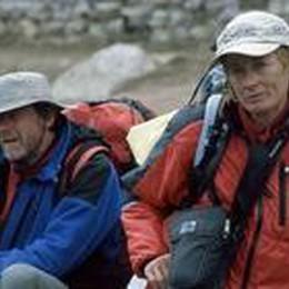 Meroi, la vetta più bella con il marito  Dopo la malattia, vinto il  Kanchenjunga