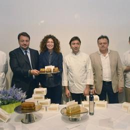 «M'oro», un lingotto gustoso   È il dolce simbolo di Bergamo