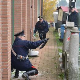 Caravaggio,  ladro ucciso in giardino Cerioli: sparai perchè terrorizzato