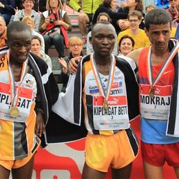 """Strepitosa Sarnico Lovere Run  Record frantumato: 1h15'44"""""""