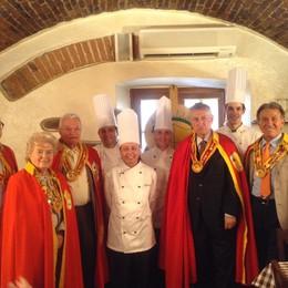 Cavalieri Polenta  raduno a Bergamo
