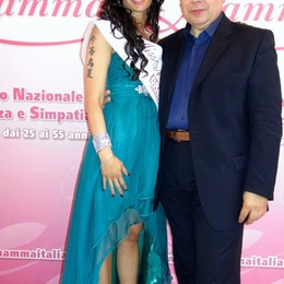 Miss mamma italiana  Sul podio Katiuscia di Arzago