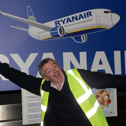 Ryanair, utile in calo dell'8%, ma passeggeri e ricavi in crescita