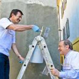 Tentorio e Gori firmano la tregua  Al lavoro  insieme per pulire la città