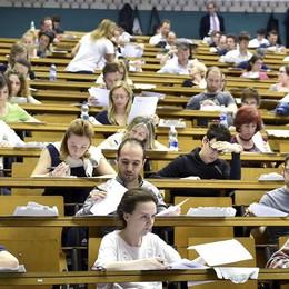 Addio  test di ingresso a Medicina  Gli studenti: «E' una nostra vittoria»