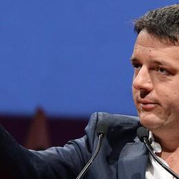«Italia più giusta ed efficiente»  Renzi a Bergamo: intervista de L'Eco
