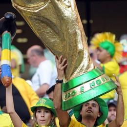 Calcio, il tifo può nuocere alla salute  «Mondiali a rischio stress e infarto»