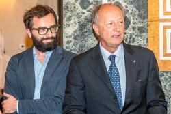 Marco Sangalli e Tito Lombardini