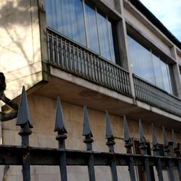 Bergonzo, la villa non si abbatte  Ma l'edificio sarà in parte stravolto