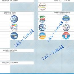 Domenica si vota, ecco le schede  In Bergamasca urne per 172 Comuni
