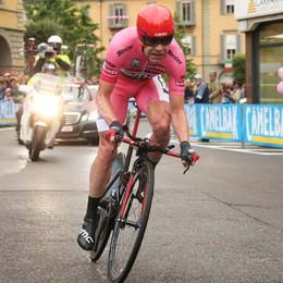 Giro, domenica la tappa orobica  A Bergamo il traguardo volante