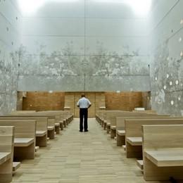 La chiesa del nuovo Ospedale  firmata dal francese  Zublena