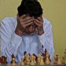 Bergamo capitale mondiale  degli scacchi dal 12 al 20 luglio