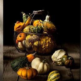 C'è «Caravaggio in cucina»  Marcialis e Daverio a Grumello