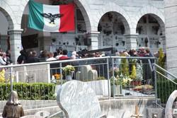 La manifestazione a Rovetta