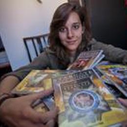 Ester, l'astronauta di Stezzano  Che sogna di andare su Marte