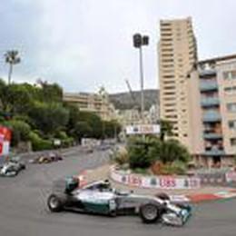 Rosberg, una giornata da favola  Vince a Monaco e torna in vetta