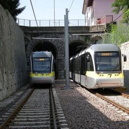 Il tram riparte direzione Val Brembana  Ma prima bisogna trovare i fondi