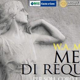 Requiem di Mozart a Romano Si ricorda mons. Rivellini