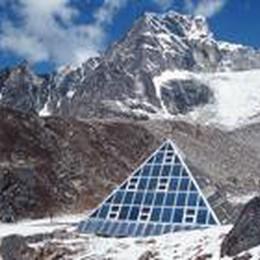Il laboratorio piramide dell'Everest  ha un sismografo made in Bergamo