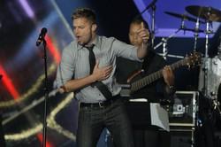 Ricky Martin in una foto d'archivio