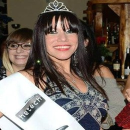 Lady Wanizia, bergamasca sul podio Vince Fiorenza di Chignolo d'Isola