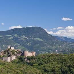 C'è «Castelronda»  L'altra Bolzano