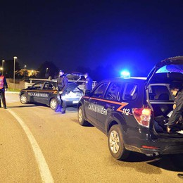 Operazione contro i furti nelle case  Controllate oltre 400 persone