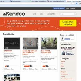 Fondazione Creberg con Kendoo Nuovo sostegno per la cultura