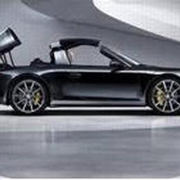 Arriva la Porsche 911 Targa Sabato tutti da Bonaldi