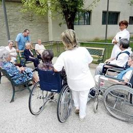 Case di riposo, i pensionati Cisl A Bergamo lunghissima lista d'attesa