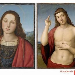 Riscoprire la Carrara: due mostre  Mantegna, Bellini, Raffaello e Moroni