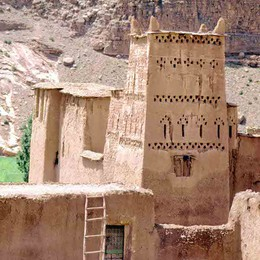 Trekking in Marocco  In cammino sull'Atlante
