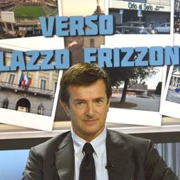 Alle 20,50 c'è «Bergamo in diretta»  Il debutto in video di Gori sindaco