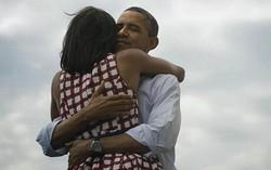 Lo storico abbraccio del 2008