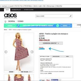 «Pic nic» da guinness: è introvabile  Vestiti subito esauriti sul sito di Asos