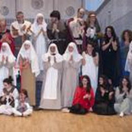 Teatro Sì, una grande squadra  che vive nel cuore di Città Alta