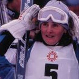 Paola Magoni è maestra di sci «Per me un sogno che si realizza»