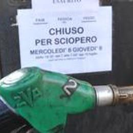 Benzinai in sciopero il 18 giugno  Disattivati self service per 4 giorni